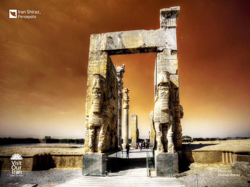 Achaemenid era monument