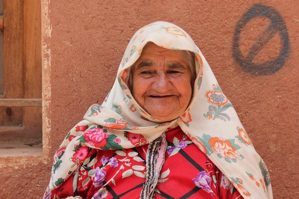 Welcoming People of Iran