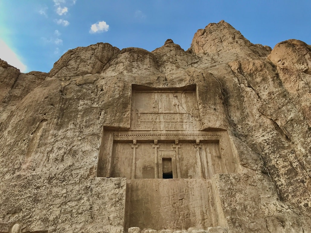 Persepolis in Shiraz
