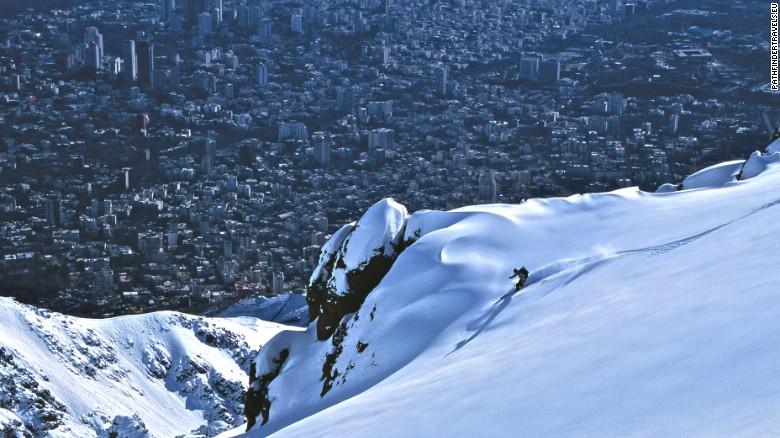Iran your next ski destination