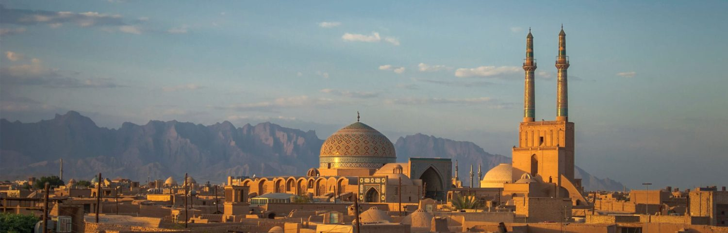 religous sites in Yazd