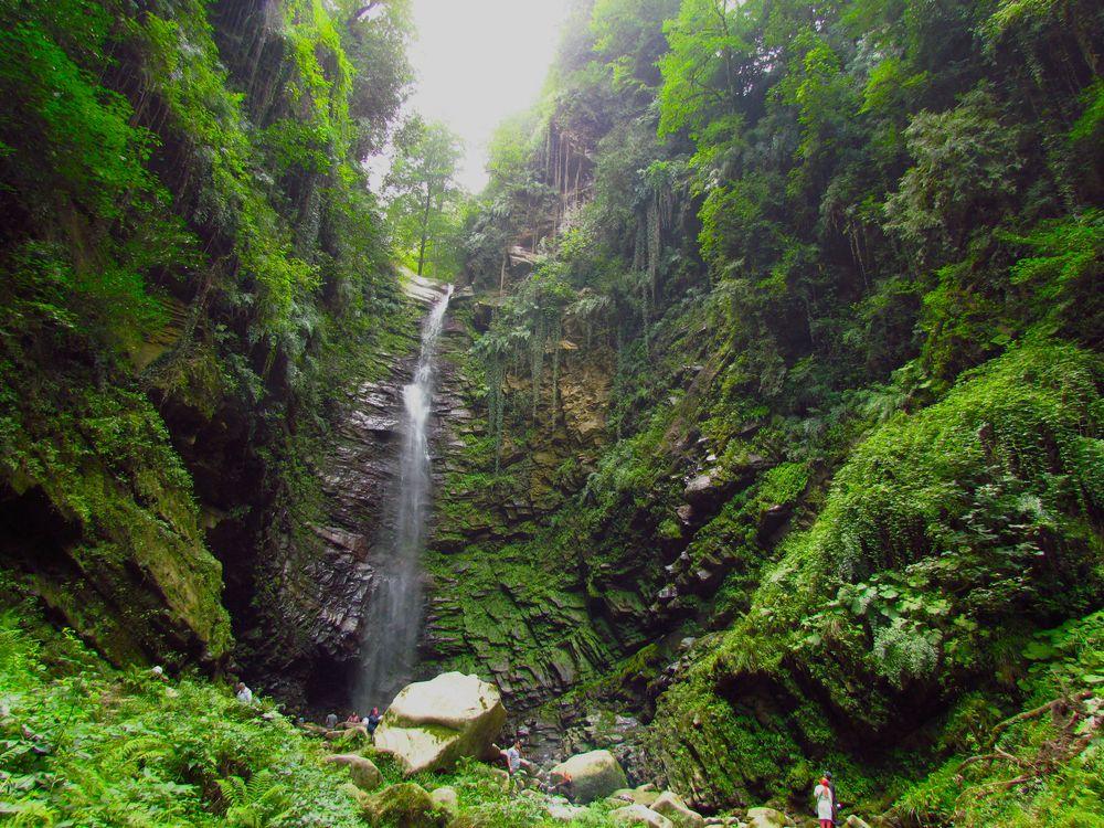 Gezoo Waterfall
