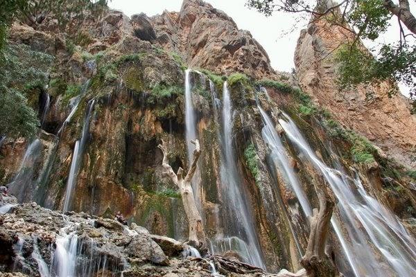 Marjoon Waterfall