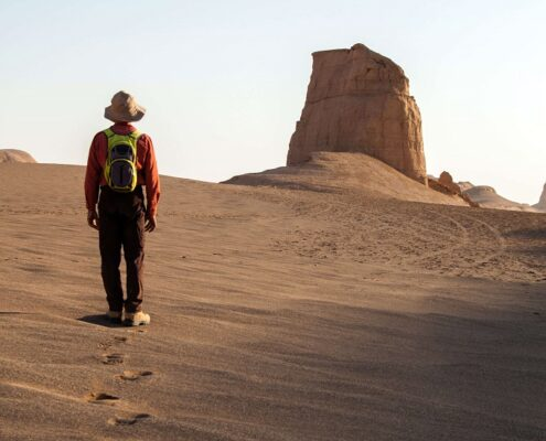 Deserts Tours in the Autumn