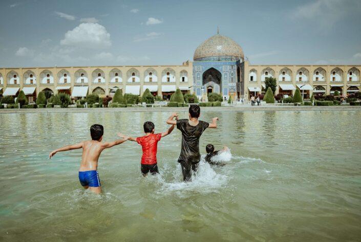 Summer in Isfahan