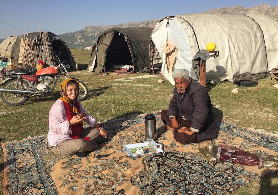 Qashqai Nomad in Iran