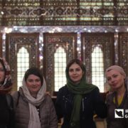 guide for female traveller in Iran