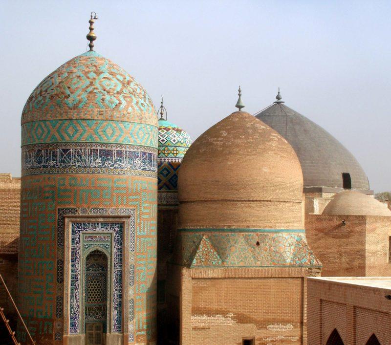 Sheikh Safi al-din Khanegah and Shrine Ensemble in Ardabil (2010)