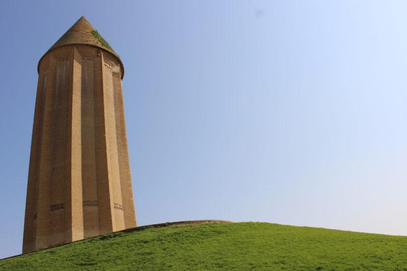 Gonbad e Qabus tower
