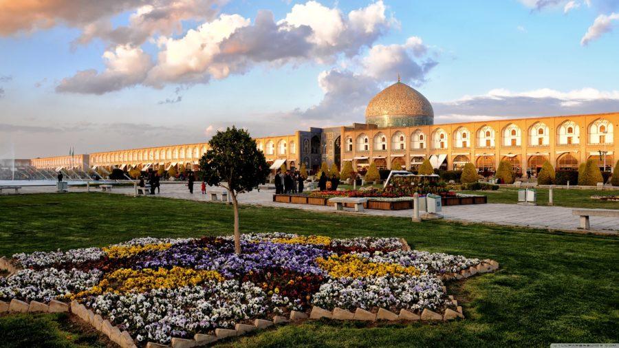 naghshe jahan square -Isfahan-Iran
