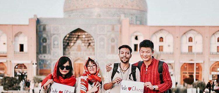 Chinese tourists enter Iran visa-free