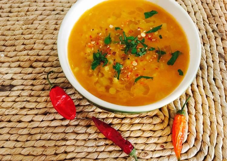 Daal Lentil soup