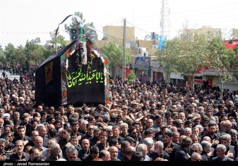 Ashura in Iran, Iranian Muharram