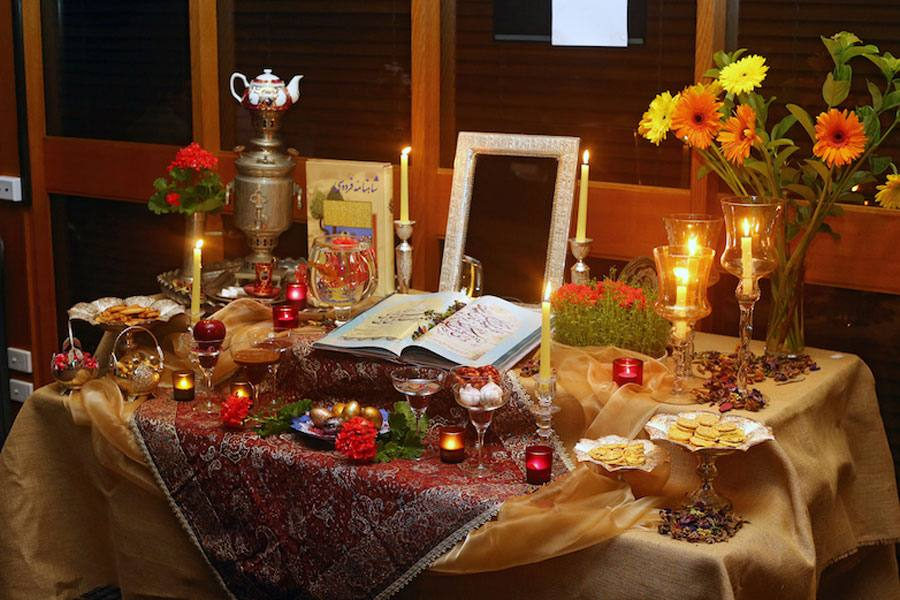 Nowruz in Iran, Holiday