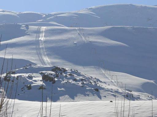 Shiraz Ski resort, Sepidan