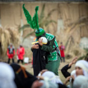 Ashura and Muharram rituals in Iran 2020