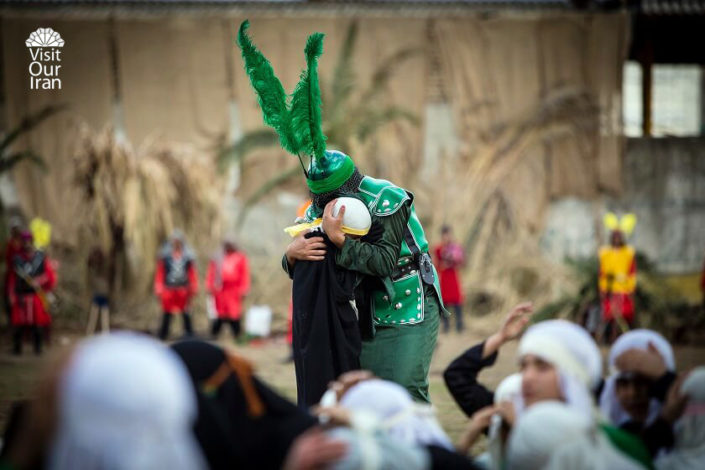Ashura and Muharram rituals in Iran 2020