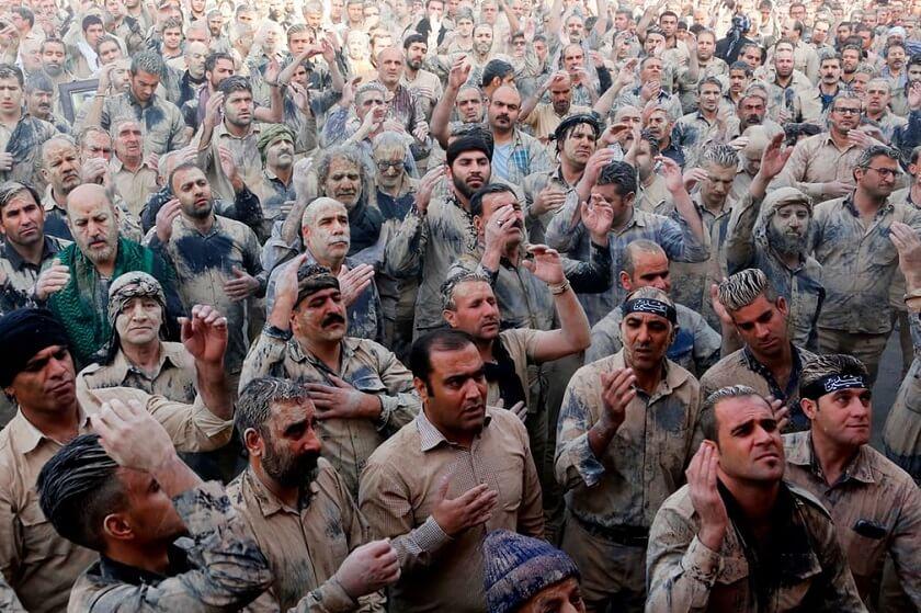 Ashura rituals in Lorestan Iran