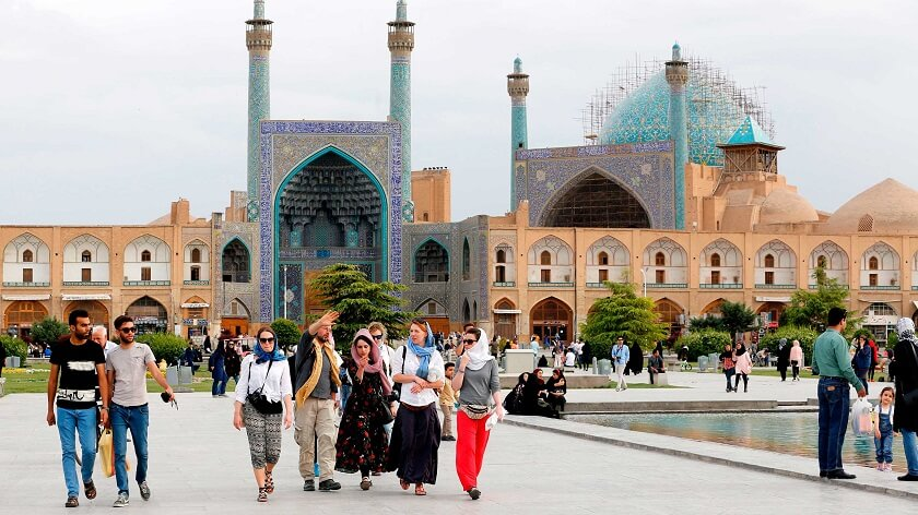 Iranian ministry of Tourism, Isfahan