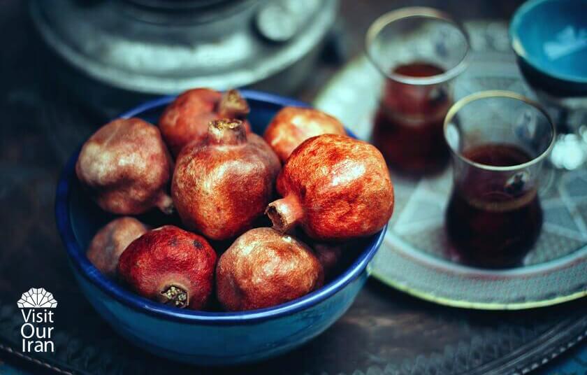 Tea: Persian Culture at its best