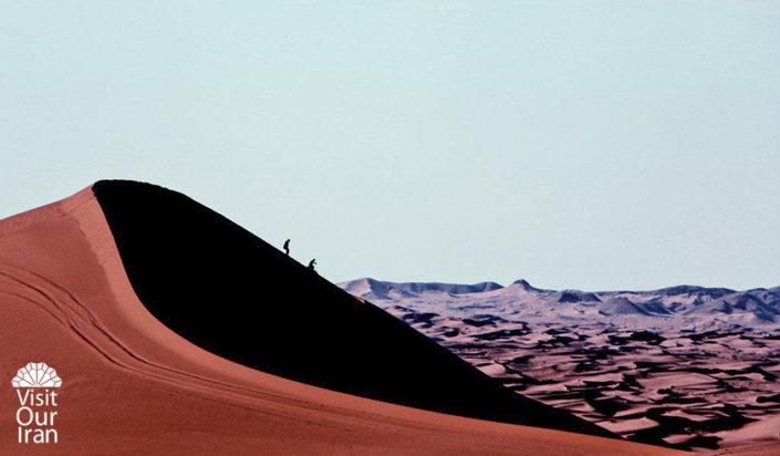 Maranjab desert kashan aran bidgol