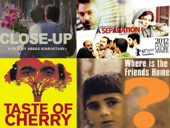Iran movies: persian cinema