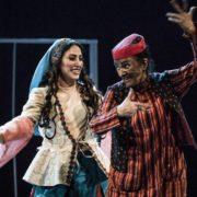 Siah bazi in Iran theater form