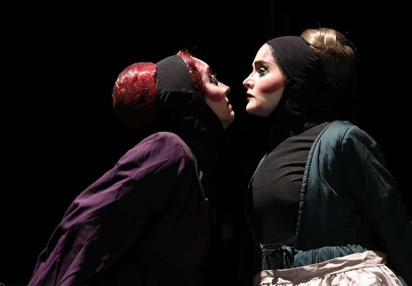 Women in Iranian theater
