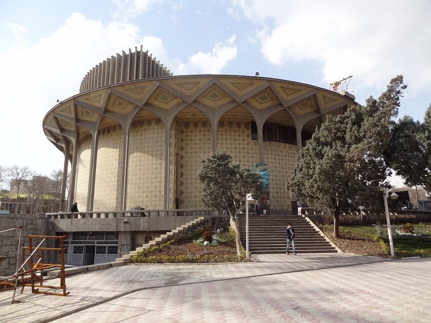 Tehran's city theater