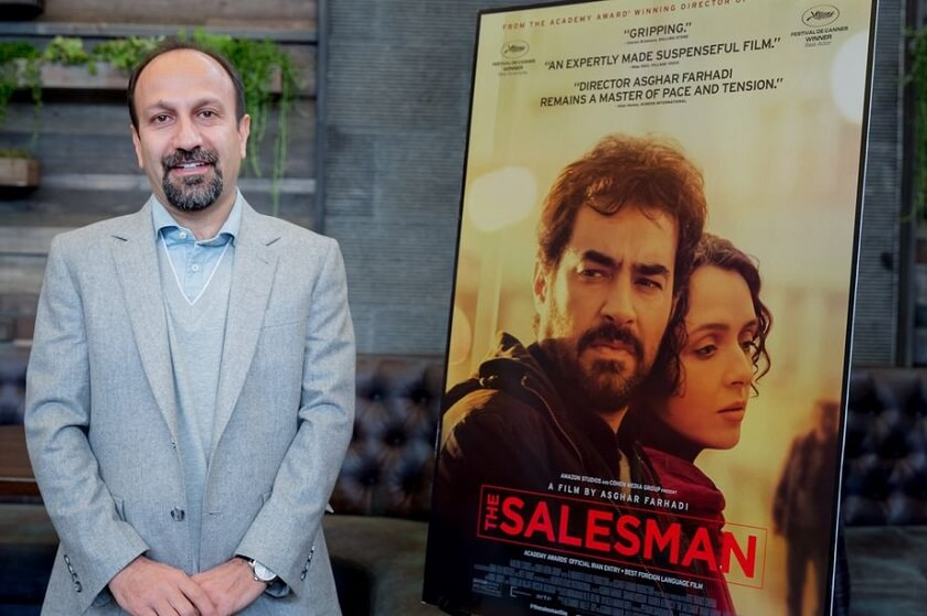 salesman iranian movie farhadi