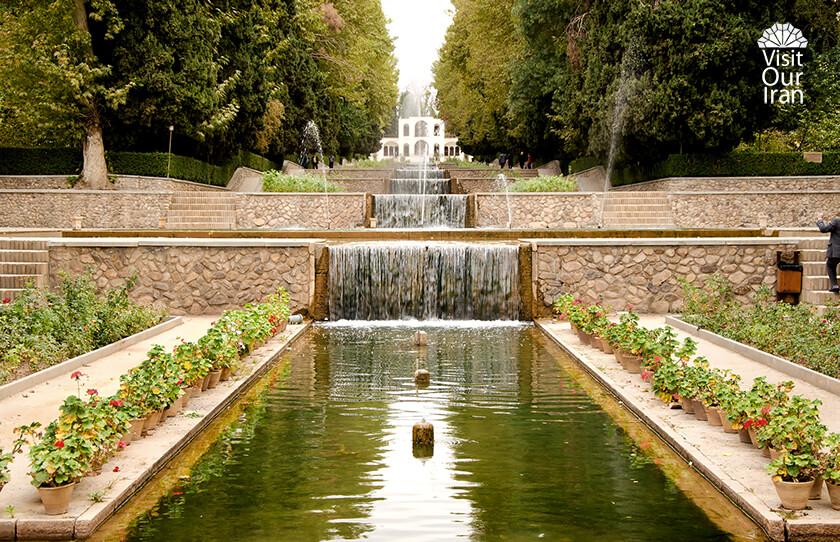 Shahzadeh Mahan Garden in Kerman