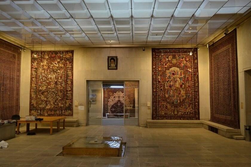 Tehran's Carpet Museum