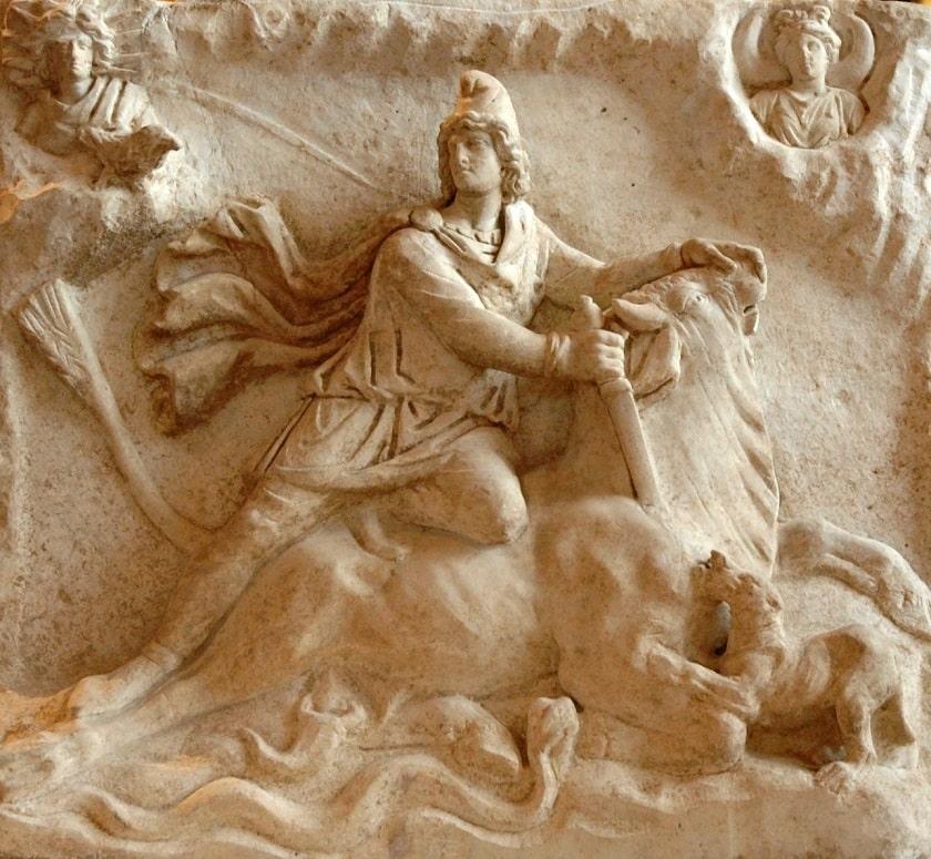 Mithra Goddess and Yalda