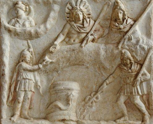 Mithraism and Yalda Night