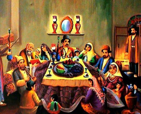 Origins of Yalda