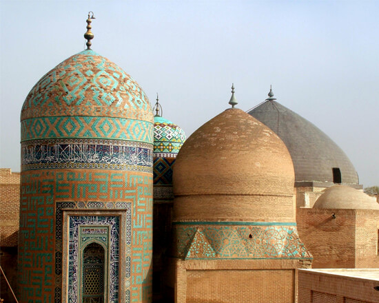 Iran Historical attractions