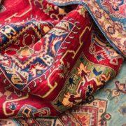 Persian carpets diversity of rugs