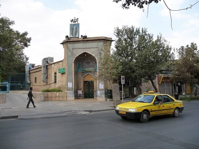 Transportation in Shiraz
