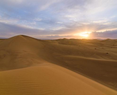 Isfahan's Varzaneh Desert