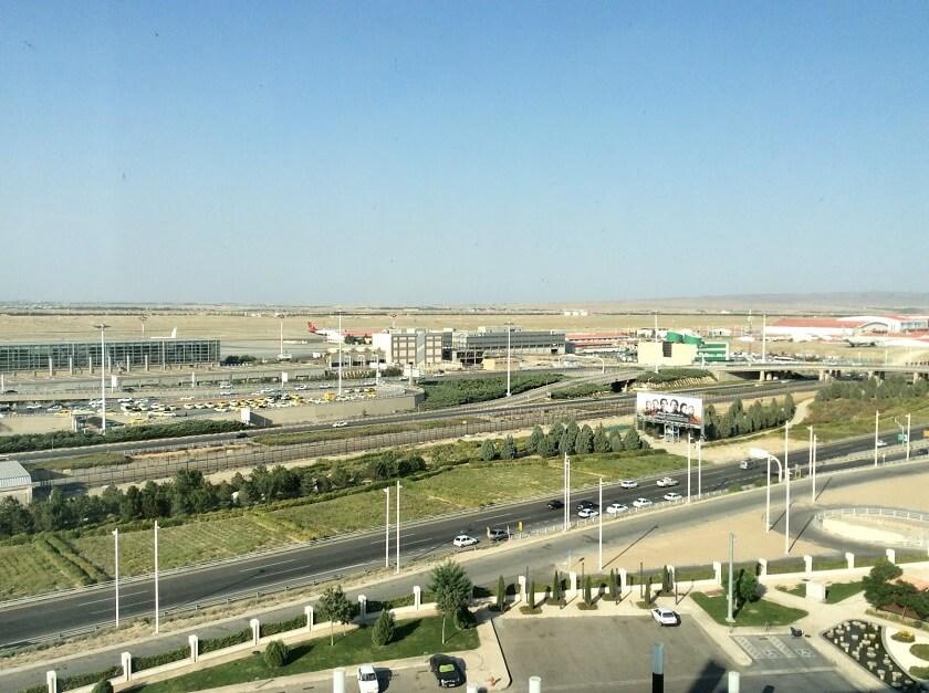 Tehran Airports
