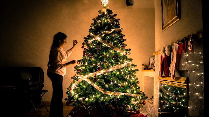 Christmas 2020 in Iran