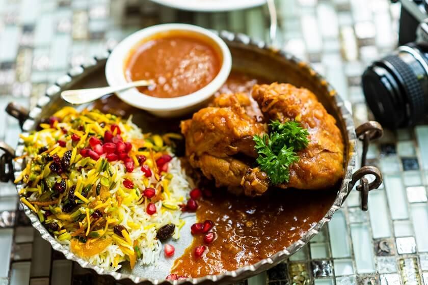 Iran's food
