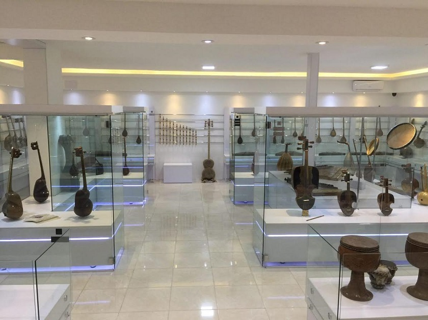 Music Museum in Isfahan