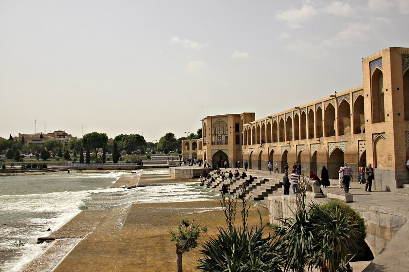best time to visit Isfahan