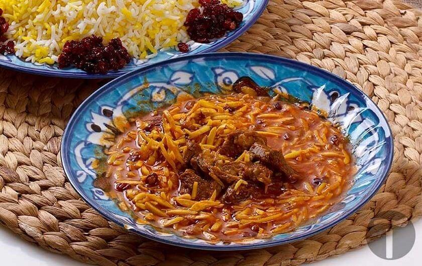 Kurdish Food: Khoresht Khalal