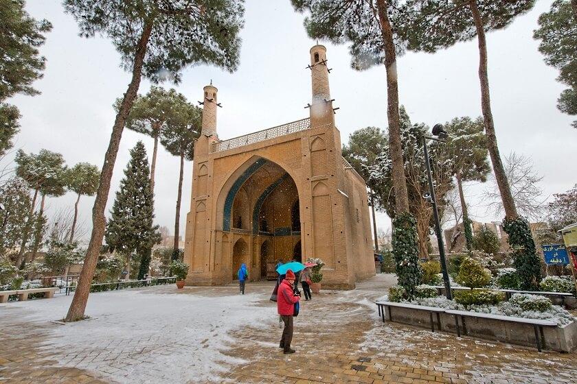 Menar Jonban Isfahan