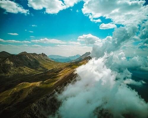 Iran's mountains