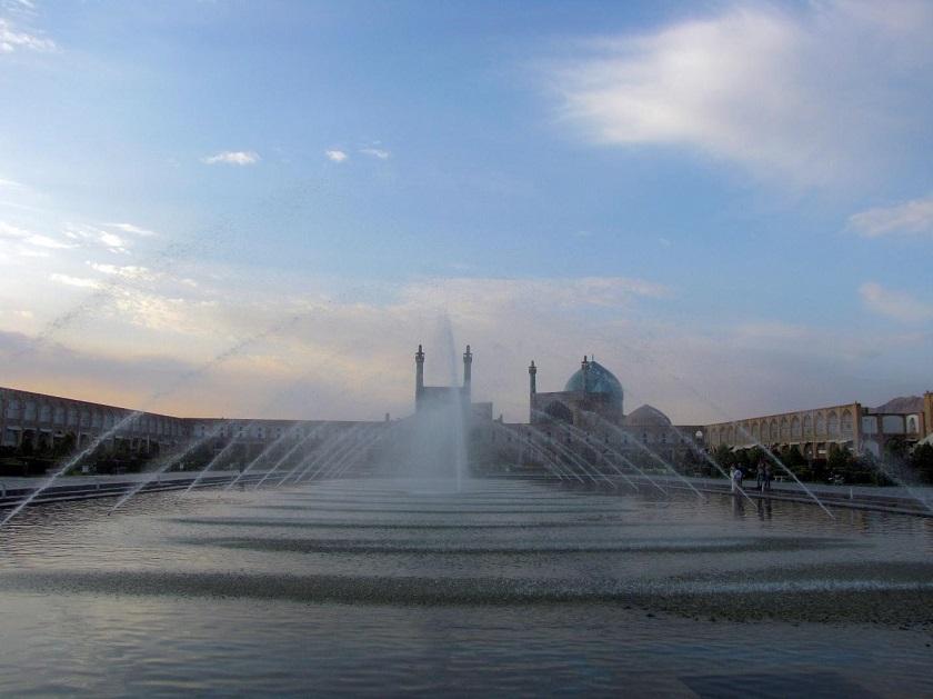 Naqsh e Jahan square in Isfahan
