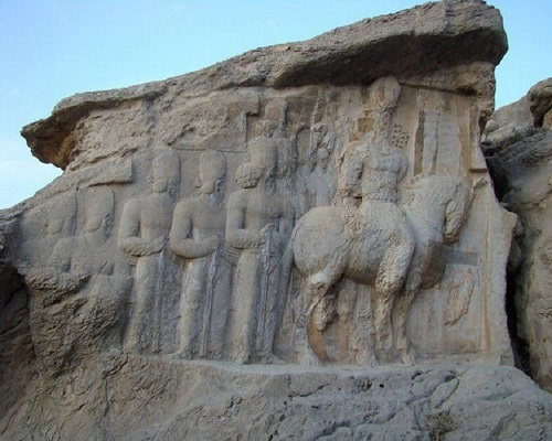 Naqsh-e Rajab in Shiraz
