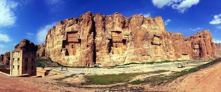 Naqshe Rostam in Shiraz